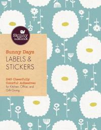 Sunny Days Labels & Stickers, Skinny Laminx