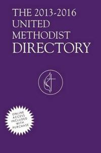 2013-2016 United Methodist Directory