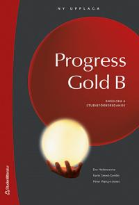 Progress Gold B Elevbok med digital del - Engelska 6