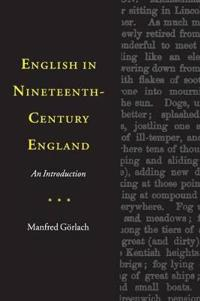 English in Nineteenth-Century England