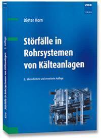 Störfälle in Rohrsystemen von Kälteanlagen