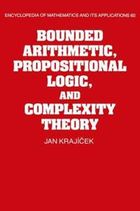 Bounded Arithmetic, Propositional Logic, and Complexity Theory