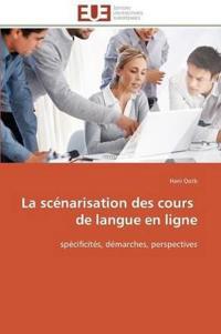 La Scenarisation Des Cours de Langue En Ligne
