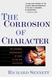 Corrosion of character - the personal consequences of work in the new capit