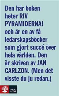 Riv pyramiderna! : en bok om den nya människan, chefen och ledaren