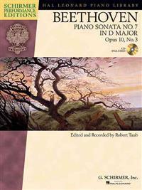 Beethoven Piano Sonata No. 7 in D Major, Opus 10, No. 3