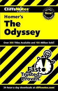 CliffsNotesTM on Homer's The Odyssey