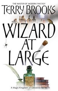 Wizard at large - magic kingdom of landover series: book 03