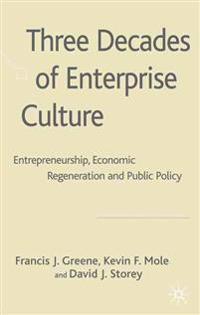 Three Decades of Enterprise Culture