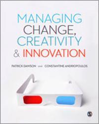 Managing Change, Creativity & Innovation