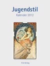 Jugendstil 2012. Kunstkarten-Einsteckkalender