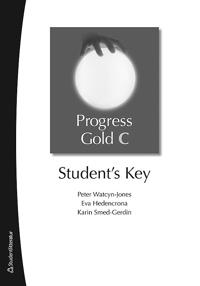 Progress Gold C : Student's Key