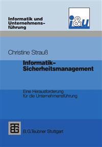 Informatik-Sicherheitsmanagement