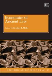 Economics of Ancient Law