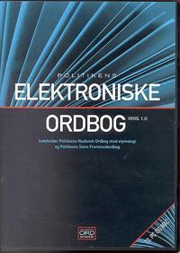 Politikens elektroniske ordbog