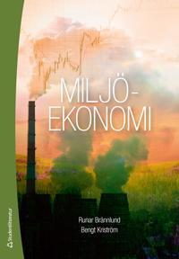Miljöekonomi