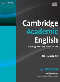 Cambridge Academic English C1 Advanced Class
