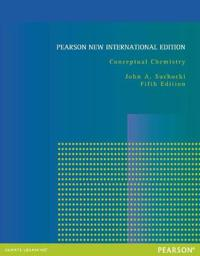 Conceptual Chemistry: Pearson New International Edition