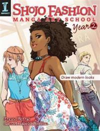Shojo Fashion Manga Art School Year 2