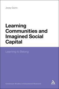 Learning Communities and Imagined Social Capital