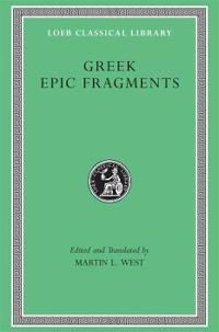 Greek Epic Fragments
