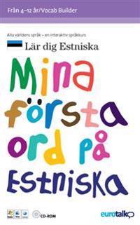 Mina första ord Estniska