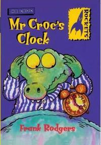 Mr. crocs clock