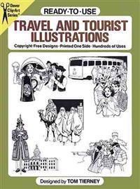 Ready-To-Use Travel and Tourist Illustrations