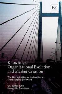 Knowledge, Organizational Evolution and Market Creation