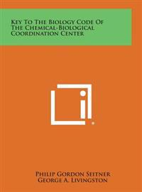 Key to the Biology Code of the Chemical-Biological Coordination Center