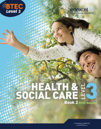 BTEC Level 3 National Health and Social Care