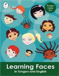 Learning Faces in Tongan and English