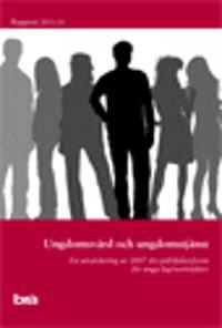 Ungdomsvård och ungdomstjänst. Brå rapport 2011:10 : En utvärdering av 2007 års påföljdsreform för unga lagöverträdare