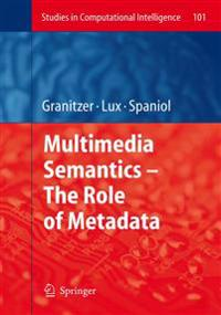 Multimedia Semantics