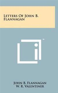 Letters of John B. Flannagan