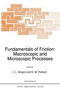 Fundamentals of Friction