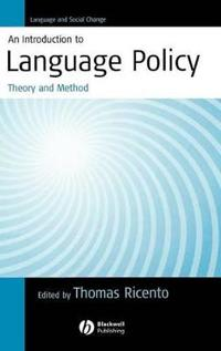 Introduction to Language Policy