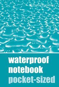 Waterproof notebook - pocket sized