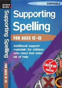 Spelling 12-13