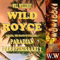 Paradian Paratiisisaari 1 cd-mp3