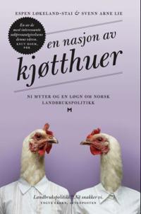En nasjon av kjøtthuer - Espen Løkeland-Stai, Svenn Arne Lie pdf epub