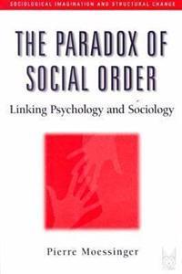 The Paradox of Social Order