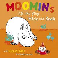 Moomin's Lift-The-Flap Hide and See