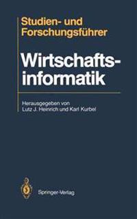 Studien- und Forschungsfuhrer Wirtschaftsinformatik