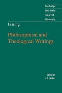 Philosophical and Theological Writings