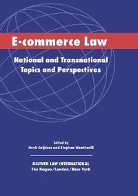 E-Commerce Law
