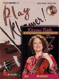 Play Klezmer! [With CD (Audio) and DVD]