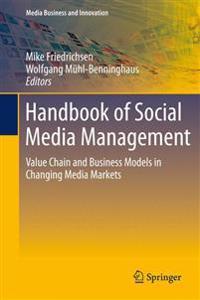 Handbook of Social Media Management