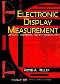 Electronic Display Measurement