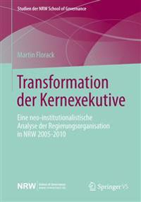 Transformation Der Kernexekutive
